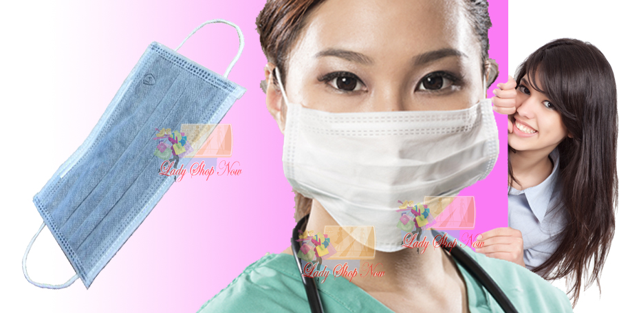 Activated Carbon Anti Haze & Dust Surgical Face Mask 1 Box 50pcs 3ply Pm2.5 Disposable