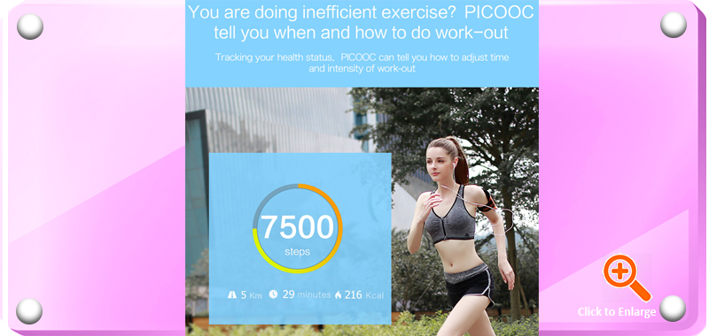 PICOOC S1-PRO Intelligent Body Fat Scale Bluetooth-enabled with Apps