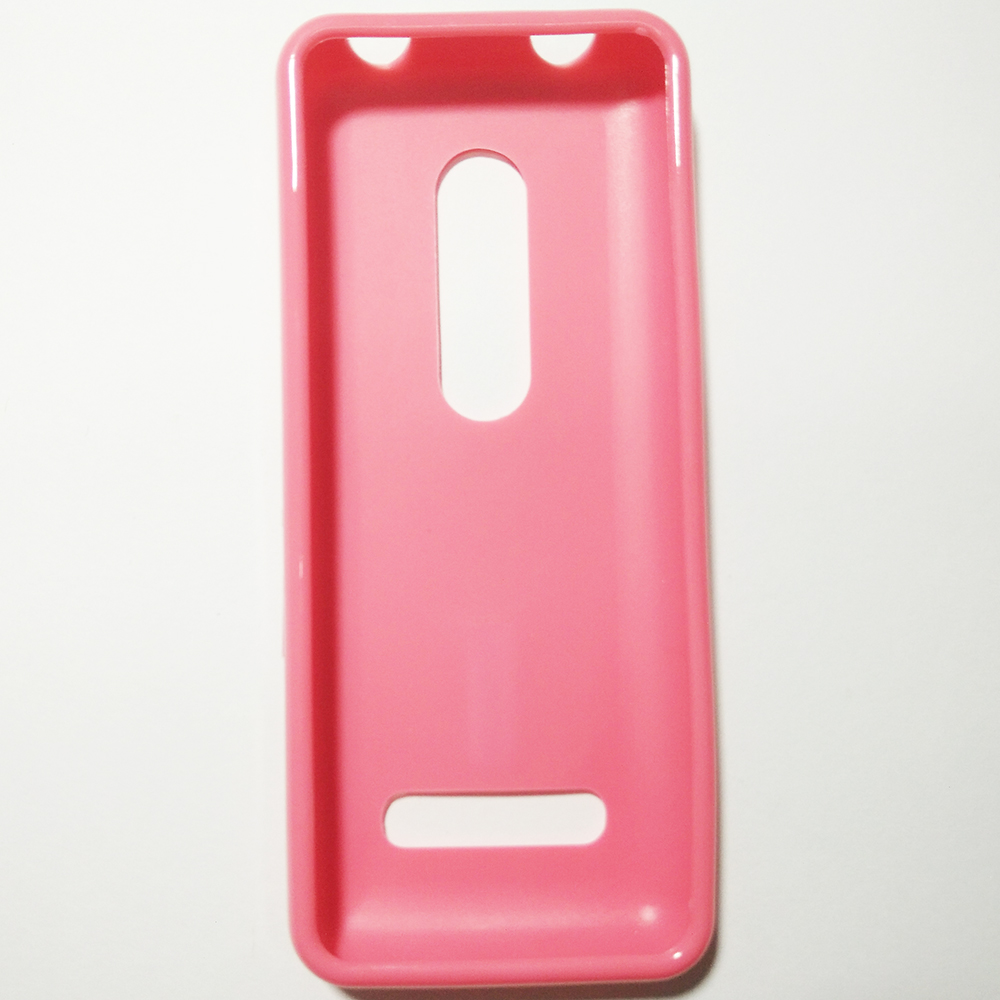 size 40 43275 ca594 NOKIA 206 - PINK COLOUR - PHONE SILICONE BACK COVER CASE