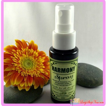 Woodie Pie Harmony Natural Purification Spray - 1 bottle set