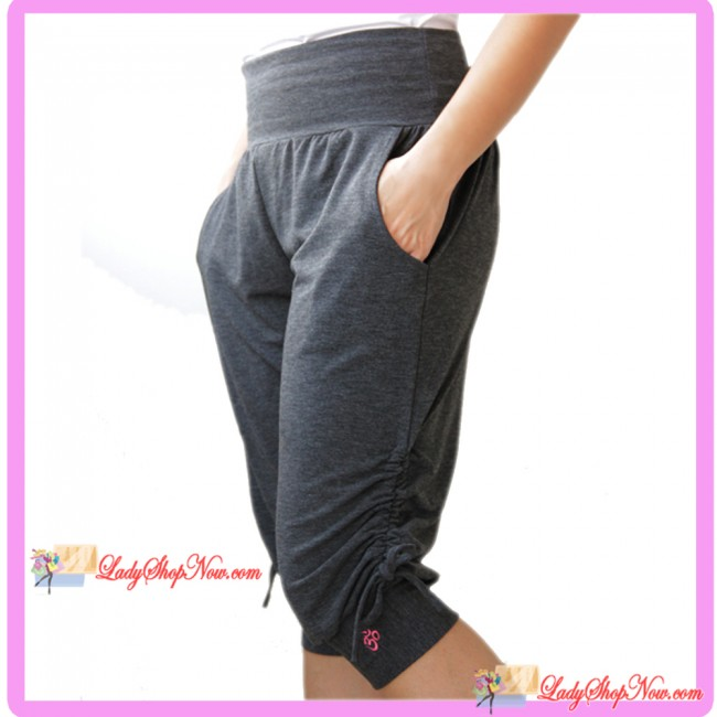 Loose Capri Yoga Pants Up To 77 Off In Stock