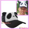 Cute Lovely Cartoon Panda Hat Cap for Teenager/ Adult - Black